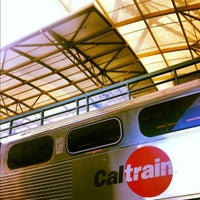 Photo taken at Millbrae Caltrain Station by Brian M. on 8/14/2012