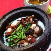 Photo taken at Yuan Yuan Claypot Rice by Lynn K. on 5/21/2012