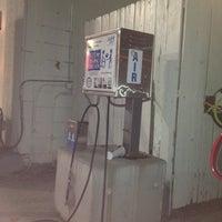 Photo taken at Citgo Gas Station by Natalie V. on 2/21/2012