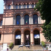 Photo taken at Museo Civico di Storia Naturale by Vittoria P. on 7/7/2012