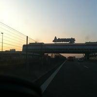 Photo taken at Area di Servizio Sebino Sud by MK TIBP on 3/14/2012