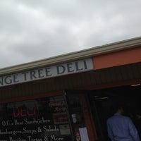 Photo taken at Orange Tree Deli by Timothy H. on 7/5/2012