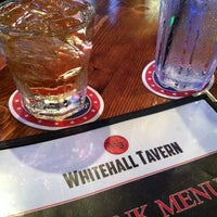 Photo taken at Whitehall Tavern by Reid C. on 8/3/2012