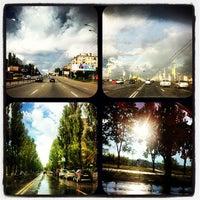 Снимок сделан в Буна пользователем Natasha B. 8/16/2012