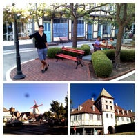 Photo taken at Solvang Park by Javier Q. on 9/3/2012