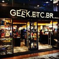 Photo taken at Geek.Etc.Br by inominado on 5/25/2012