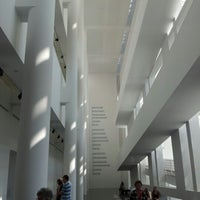 Photo taken at Museu d'Art Contemporani de Barcelona (MACBA) by Olya S. on 9/12/2012