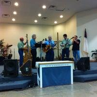 Photo taken at Alvarado, TX by Hal B. on 7/21/2012