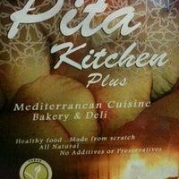Photo taken at Pita Kitchen Plus by Dianne R. on 8/23/2012