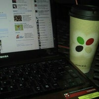 Photo taken at Caffenio by Aleck's R. on 3/12/2012