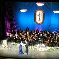 Снимок сделан в Новая опера пользователем Elly B. 2/12/2012