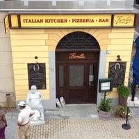 Photo taken at Fiorella Pizzeria E Caffè by Denchick on 7/24/2012