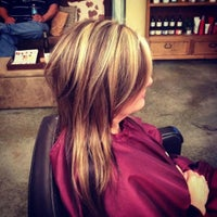 Photo taken at Shampagne Beauty Salon & Day Spa by Jennifer J. on 5/10/2012