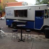 Photo taken at Silver Bistro Food Truck by Gene M. on 7/9/2012