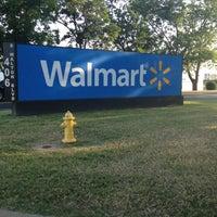 Photo taken at Walmart Supercenter by Doug MacIver @ Ride Time W. on 6/18/2012