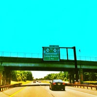 Photo taken at Garden State Parkway by Kevin E. on 6/9/2012