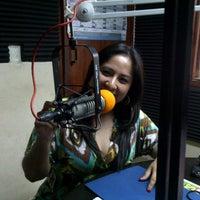 Photo taken at Riviera FM by Luz Maria L. on 7/2/2012