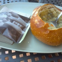Photo taken at Panera Bread by Caryce M. on 7/1/2012