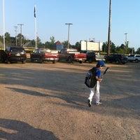 Photo taken at Biedenharn Sports Complex by Jamie S. on 5/18/2012