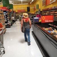 Photo taken at Walmart Supercenter by Heather W. on 9/12/2012