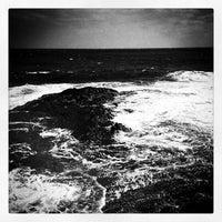 Photo taken at La Puntilla- Playa Melenara by Giuseppe M. on 2/4/2012