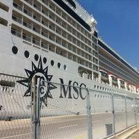 Photo taken at Dubrovnik Port by Artem K. on 7/7/2012