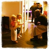Photo taken at Van der Valk Hotel Nieuwerkerk by Ronald O. on 8/24/2012