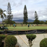 Photo taken at Ted Makalena Golf Course by Joe Y. on 8/29/2012