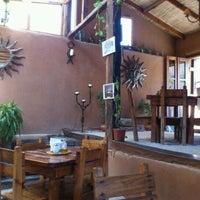 Photo taken at El Durmiente Elquino by Claudia A. on 8/18/2012