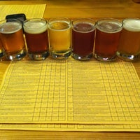 Photo taken at The Brew Kettle - Taproom   Smokehouse   Brewery by Lauren G. on 7/14/2012