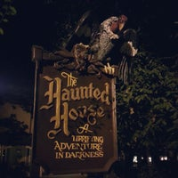 Photo taken at Haunted House by Scott I. on 8/3/2012