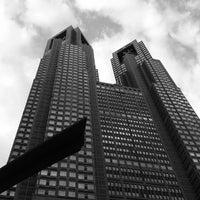 Foto tirada no(a) Tokyo Metropolitan Government Building por Masayoshi T. em 2/11/2012