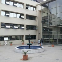 Photo taken at Universidad Autónoma de Chile Talca by Carlos I. on 9/11/2012