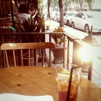 Photo taken at daily coffee 121 by jiyun k. on 5/8/2012