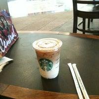 Photo taken at Starbucks by Nadear N. on 4/1/2012