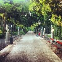 Photo taken at Villa Bellini by Павел П. on 9/8/2012