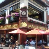 Photo taken at Aulde Dubliner by Manuel on 6/24/2012
