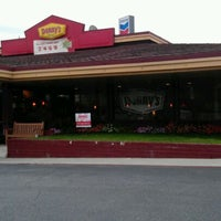 Photo taken at Denny's by Evee on 2/7/2012