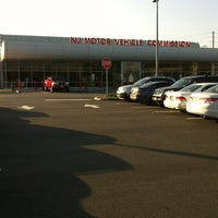 Photo taken at New Jersey Motor Vehicle Commission by George G. on 8/27/2012