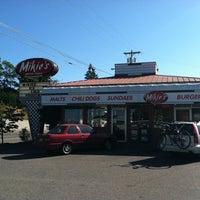 Photo taken at Mikie's by Brandi M. on 9/3/2012