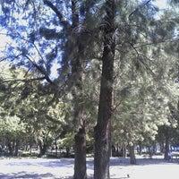 Photo taken at Jardim do Campo Grande by Ivo G. on 7/21/2012