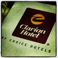 Photo taken at Clarion Hotel- South Bay by Joshua S. on 8/29/2012