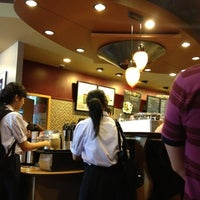 Photo taken at Starbucks by PowJung P. on 6/27/2012