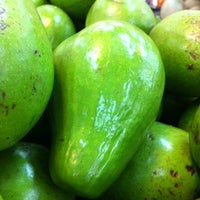 Photo taken at Jakarta Fruit Market by Mia D. on 2/28/2012