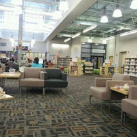 Photo taken at North Regional Library by DC B. on 7/30/2012