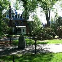 Photo taken at Smith College by Emily B. on 5/18/2012