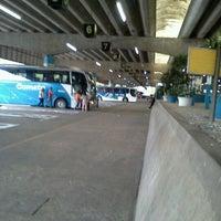 Photo taken at Terminal Rodoviário de Taubaté by Eduardo R. on 6/16/2012