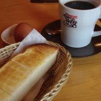 7/29/2012にYoshinoriがコメダ珈琲店 流山おおたかの森店で撮った写真
