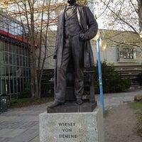 Das Foto wurde bei Technische Universität Berlin von Patrick F. am 4/17/2012 aufgenommen