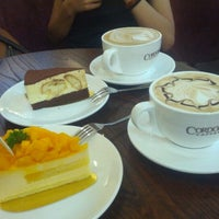 Photo taken at Cordoba Coffee by Trish I. on 9/13/2012